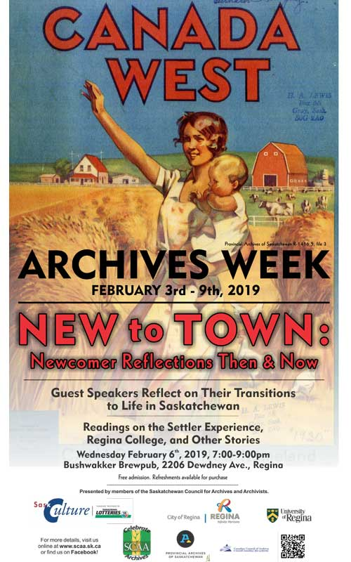 SCAA: Archives Week